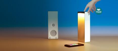 CROMATICA, the Arduino at Heart Light-Speaker | Peer2Politics | Scoop.it