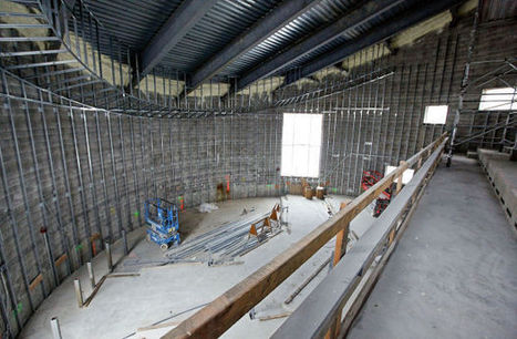 Buzz builds as $38 million science and health building takes shape - Longview Daily News | CLOVER ENTERPRISES ''THE ENTERTAINMENT OF CHOICE'' | Scoop.it
