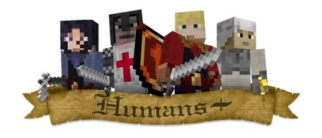 Humans Plus 1.4.4 Mod Minecraft 1.4.4 and 1.4.5 | Informations-Minecraft | Scoop.it