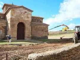 La mejora de San Pedro de la Nave eleva el templo visigodo al ... - La Opinión de Zamora | A | Scoop.it