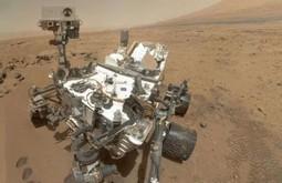 Curiosity : la roche «John Klein» va-t-elle livrer ses secrets sur Mars ? | About Curiosity... | Scoop.it