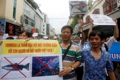 In shadow of Obama's visit, Vietnam cracked down on protests over dead fish | Aquaculture Directory | Scoop.it