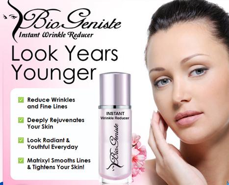 Biogeniste Wrinkle Reducer Review | | Skin Care | Scoop.it