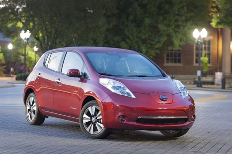 UPDATE: Plug-In Electric Car Sales In March: Nissan Leaf Has Best March Ever - Green Car Reports | E-mobility and renewable energy | Scoop.it