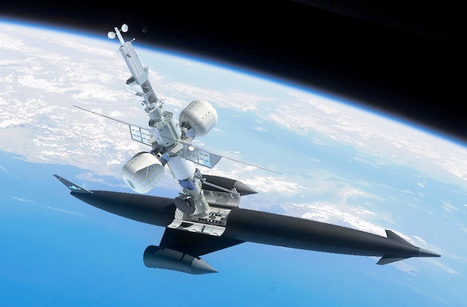 Skylon Spaceplane: The Spacecraft of Tomorrow | Amazing Science | Scoop.it