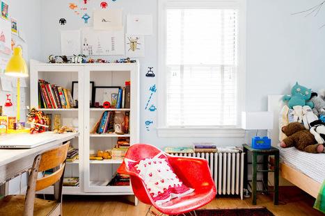 18 idées récup' pour relooker une chambre d'enfant à moindre coût | Décoration | Scoop.it