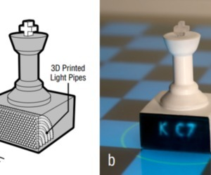 Disney researchers use 3D printing to create simple displays and sensors | The Robot Times | Scoop.it