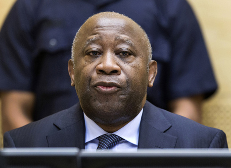 International court confirms charges against former Ivory Coast president Gbagbo - The Republic | International Criminal Court | Scoop.it