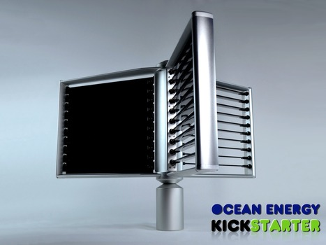 Crowd Energy seeks funding for vertical axis Ocean Energy Turbine - Renewable energy from ocean currents | Cool Future Technologies | Scoop.it