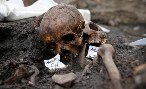 Londra, 3000 scheletri sotto una stazione ferroviaria | Londra in Vacanza - London on holiday | Scoop.it