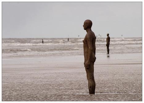forma es vacío, vacío es forma: Antony Gormley - escultura | Arte-escultura | Scoop.it