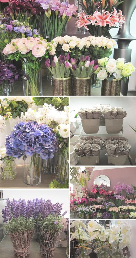 Et si je réalisais ma décoration florale chez Sia ? | Trendy Wedding Blog | Réunion de famille | Scoop.it