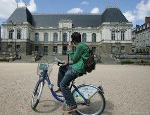 Audio vélo, visiter la ville à vélo avec un audio guide ! | DESARTSONNANTS - CRÉATION SONORE ET ENVIRONNEMENT - ENVIRONMENTAL SOUND ART - PAYSAGES ET ECOLOGIE SONORE | Scoop.it