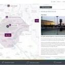 L'économie du Grand Paris en carte interactive | EIVP - Ecole des Ingénieurs de la Ville de Paris | Scoop.it