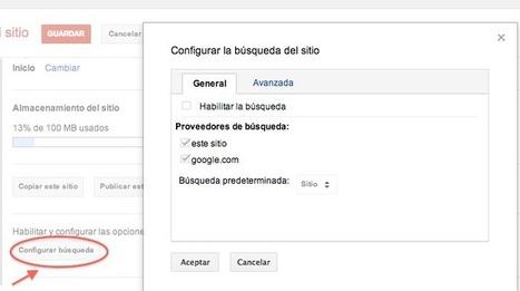 Diseño - Web Tutorial de Google Sites | Google: baliabideak | Scoop.it