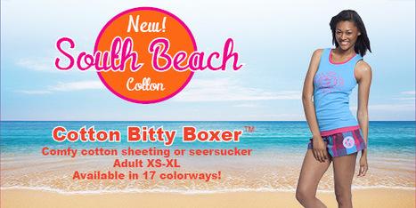C40 Cotton Bitty Boxer | Boxercraft | Scoop.it