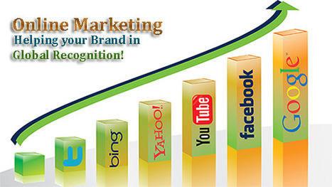 Online Marketing -Helping your Brand in Global Recognition! | Software Houses | Scoop.it