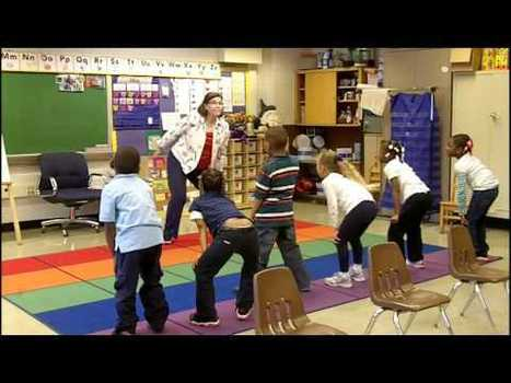 Active Schools - Classroom Physical Activity Breaks | Moving Students: Engagement through Enactment | Scoop.it