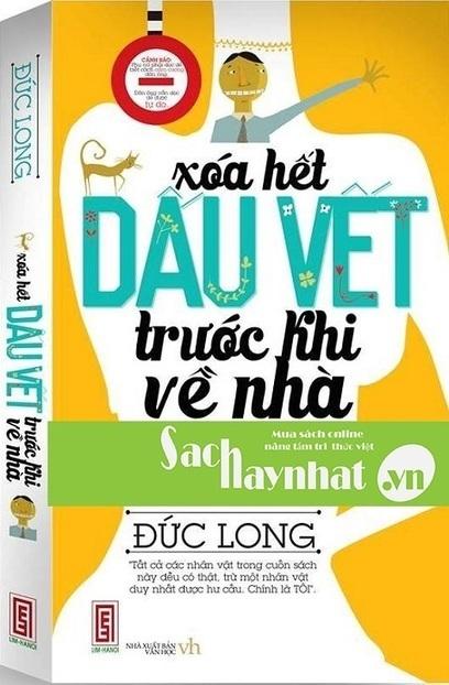 Xóa Hết Dấu Vết Trước Khi Về Nhà là một cuốn sách hay tại sachhaynhat.vn | sachhaynhat.vn | Scoop.it
