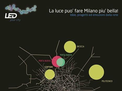 Social Media power: LED Your City di Philips vince in partecipazione, partono le luci per Milano - Event Report   Social Media Italy   Scoop.it