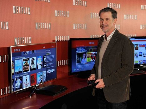Netflix Is 'Training' Its Recommendation System By Using Amazon's Cloud To Mimic The Human Brain | Info Systems | Scoop.it