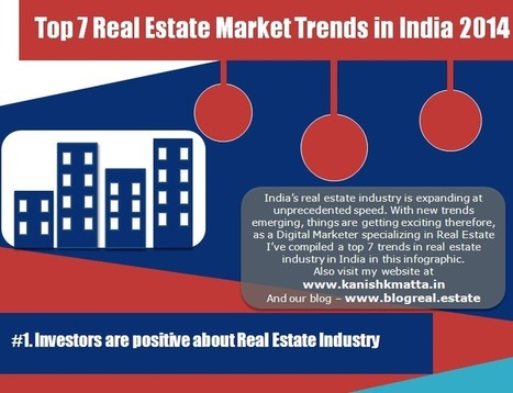 Top 7 Real Estate Trends in India 2014 (Infographic) ~ BLOGReal.Estate | News | Scoop.it