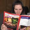 Medical phenomenon girls from Uzice: Bojana was born backwards, reads and writes upside down