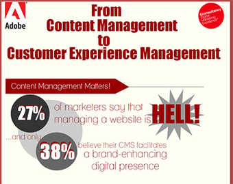 Report: From Content Management to Customer Experience Management | Customer Engagement | Scoop.it