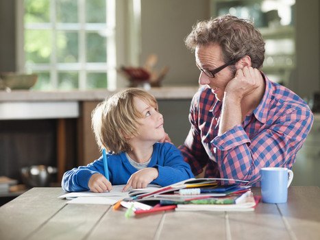 3 Ways To Be A Better Parent (And Person!) After Divorce | Parenting | Scoop.it