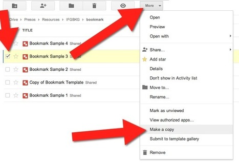 Sharing a Google Drive Folder | Free Resources for Teachers | Scoop.it