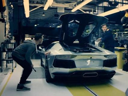 Đột nhập nhà máy Lamborghini phát hiện Gallardo mới   AnhEm.vn   Scoop.it