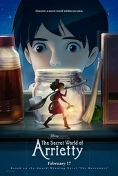 Arrietty Film Now Highest-Grossing Ghibli Film in U.S. | Transmedia Means | Tracking Transmedia | Scoop.it