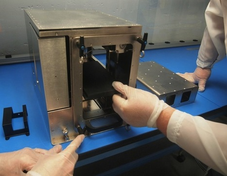 3-D Printer Passes Key Step On Road to Space Station | Science | Scoop.it