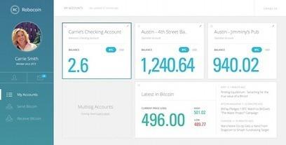 Robocoin devient la première «banque bitcoin» | Banking The Future | Scoop.it