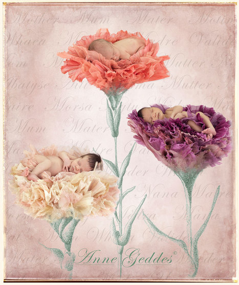 Happy #MothersDay2015.  Enjoy this card by  Anne Geddes for @Creativelive | Fashion Technology Designers & Startups | Scoop.it