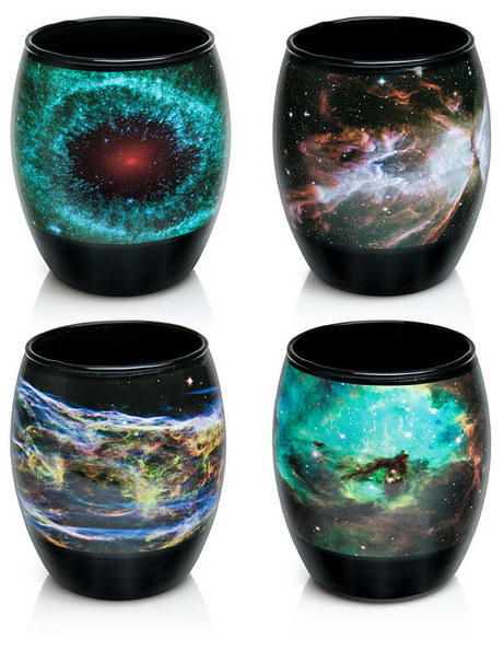 Iridescent Drinking Glasses of Spectacular Nebulae Photographed by NASA | Le It e Amo ✪ | Scoop.it