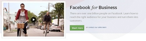 9 Ways to Really Use Facebook to Market a Business | Inbound Marketing | Scoop.it