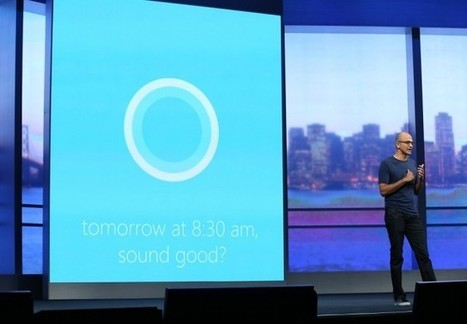 Cortana: Will Microsoft's Rampant A.I. Soon Infect Apple Devices? | Transition Point! | Scoop.it