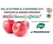 myfruit. News: Red Apple Group of Cuneo and Pam together for a new contest   Italian Retail   Scoop.it