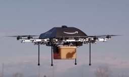 Amazon warns Congress: US risks being left behind in delivery drone business | Mind Moving Media | Scoop.it