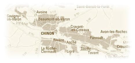 DOMAINE FABRICE GASNIER L'AOC Chinon | DOMAINES ET CHATEAUX AOC CHINON | Scoop.it