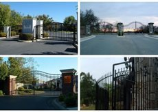 Automatic Gates Suppliers - Low Prices and Quality Guaranteed   Find unique Design on Wrought Iron Gates in Roseville, Sacramento   Scoop.it