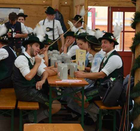 L'Oktoberfest, fête de la bière à Munich - Moi Caméléon | FaisMonChoix | Scoop.it
