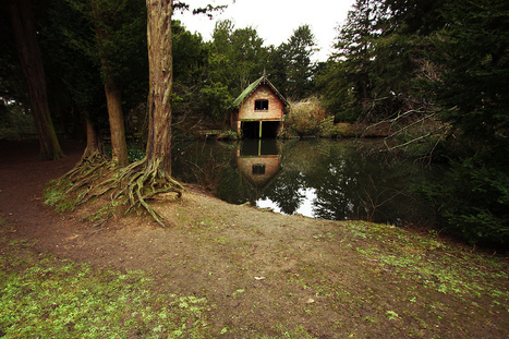 The Boat House - Elvaston Castle | Abandoned Houses | Scoop.it