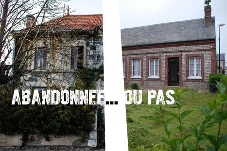 Abandonnée...ou pas - Urbex Session : An Abandoned World   Découverte Photo   Scoop.it