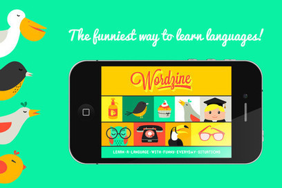 App Shopper: Wordzine - Learn your first words in Spanish, Portuguese, Italian and many other languages (Education) | Technology and language learning | Scoop.it