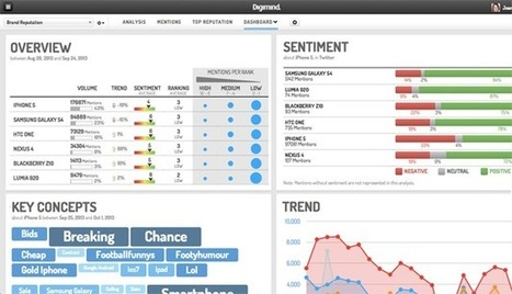 Digimind Takes on Radian6, SDL SM2 for Social Media Monitoring, with a Twist | SocialIntelligence | Scoop.it