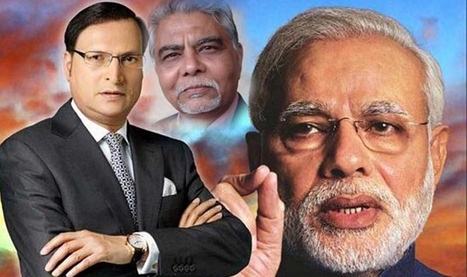 Aap Ki Adalat with Narendra Modi 'fixed' : India TV editorial director quits | Aam Adami Party | Scoop.it