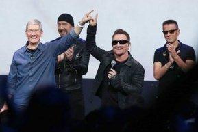 Bono says 'Oops, sorry' for U2 iTunes download debacle | Literacy in the algorithmic medium | Scoop.it