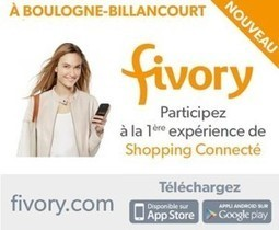 Fivory : le shopping connecté selon le Crédit Mutuel - Altavia Watch | Digital & eCommerce | Scoop.it